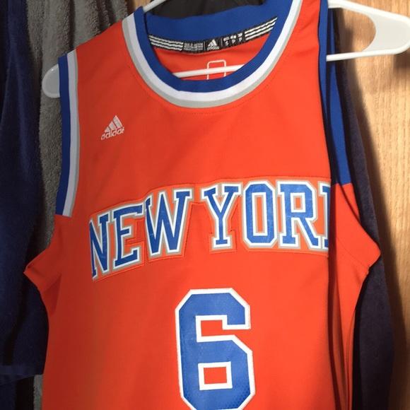 best service 18444 53f0e Kristaps Porzingis New York Knicks jersey